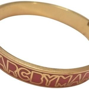 MARC by MARC JACOBS - Red Gold-tone Bangle